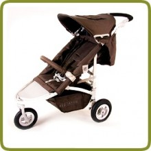 WHIZZ Jogger brown - Prams and Pushchairs, Promo