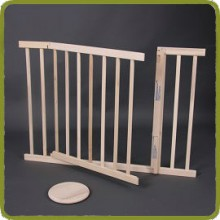 Door element for flexible safety gate - Safety Gates and Playpens, Promo