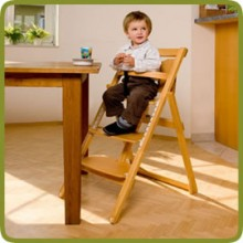 Highchair Naomie foldable - Highchairs and baby chairs