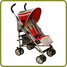 Buggy Jolly red-grey - Prams and Pushchairs