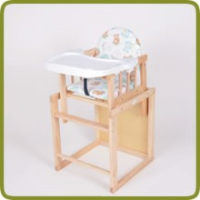 Multi function highchair solid - Highchairs and baby chairs