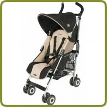 Pushchair Buggy Quest Sport black/champagne - Prams and Pushchairs