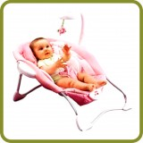 Sweet Pink Infant Carrier - Cradles and Bouncers