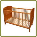 Child´s bed Kooltrade, 140x70, convertible - Beds