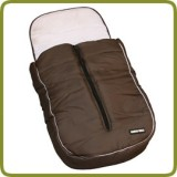 Footcover for combo and 3 wheeler pram brown - Prams and Pushchairs