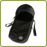 Soft carry cot black - Prams and Pushchairs