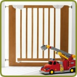 Safety gate Ugo 77.5-85.5cm, wood (ext to 101.5cm) - Safety Gates and Playpens, Promo