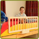 Wooden Bed rail Safe night - Safety Gates and Playpens