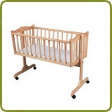 Swinging Crib / Cradle BambinoWorld - Cradles and Bouncers