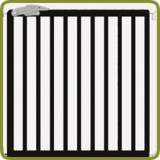 Safety gate Nicolas black - Safety Gates and Playpens