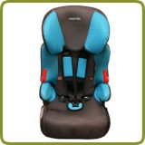 Child's Car Seat NewLineSP Access I-Tech Dark Blue 9–36 kg - Promo
