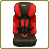 Child's Car Seat NewLineSP Access Shadow Red 9–36 kg - Promo