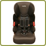 Child's Car Seat NewLineSP Access Shadow Black 9–36 kg - Promo