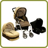 3in1 Drive & Walk system beige - Prams and Pushchairs