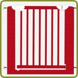 Safety gate Ugo red - Safety Gates and Playpens