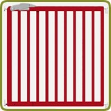 Safety gate Nicolas red  - Safety Gates and Playpens