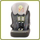 Car Seat Racer SP Winnie the Pooh - Promo