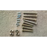 screws playpen rectangular - Spare parts