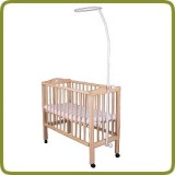 Bed side cot 90x40cm BambinoWorld - Beds