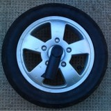Front wheel jogger - Spare parts