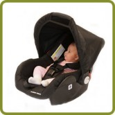Infant car seat black 0-13 kg - Car Seats, Promo