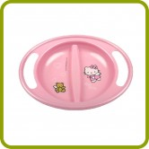 HELLO KITTY Plate for Learners