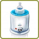 Electric Bottle and Baby Food Warmer 220-240 V