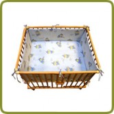 Rectangular playpen insert blue - Playpens and Walkers, Safety Gates and Playpens