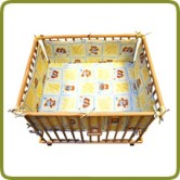 Rectangular playpen insert yellow - Playpens and Walkers
