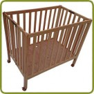 Foldable playpen Compact 101x88cm - Playpens and Walkers