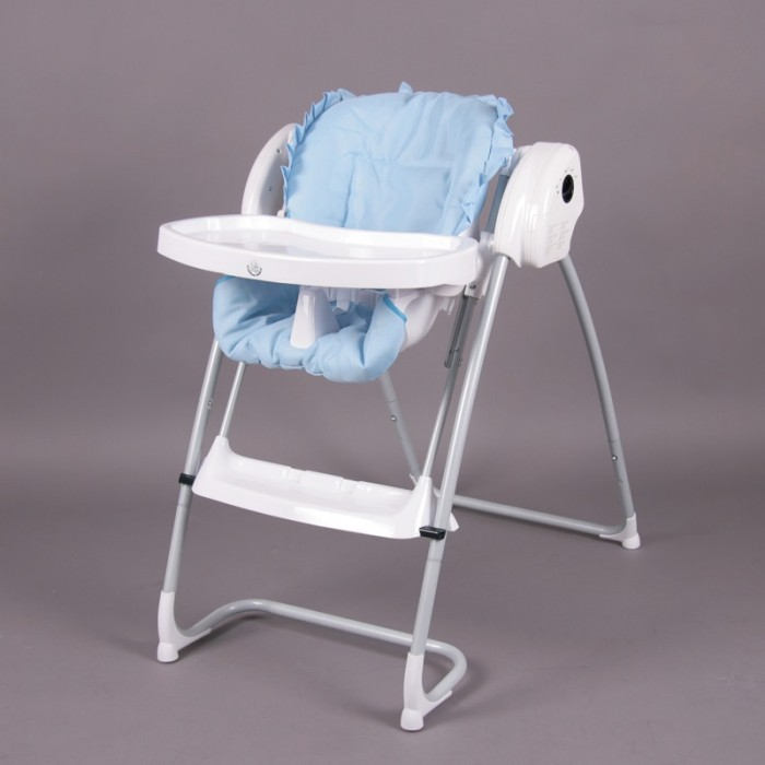 2 in 1 Highchair + Baby Swing new - Highchairs and baby ...