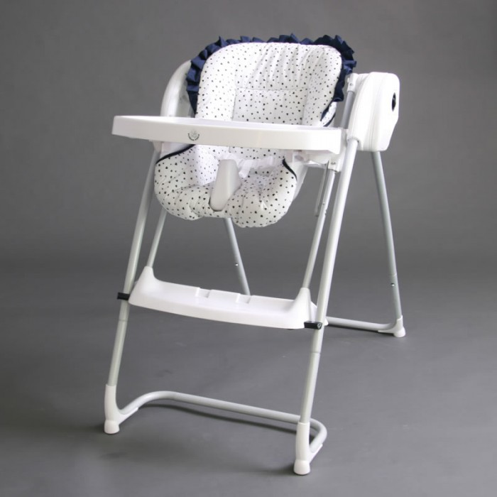 2 In 1 Highchair Baby Swing White New Highchairs And